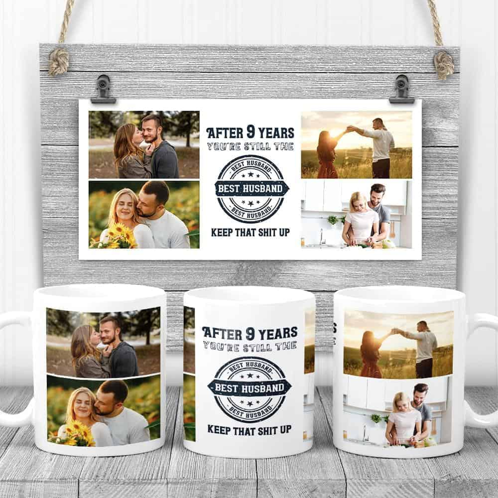 you are still the best husband keep that shit up funny anniversary mug gift for him