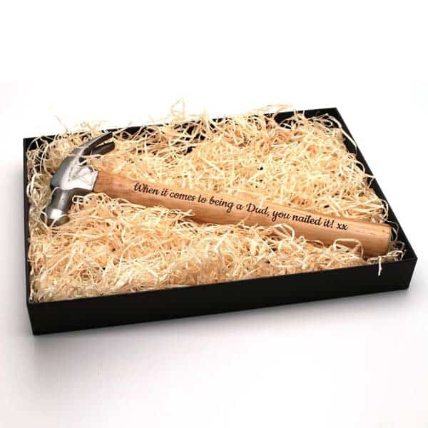 unique gifts for dad: Custom Hammer