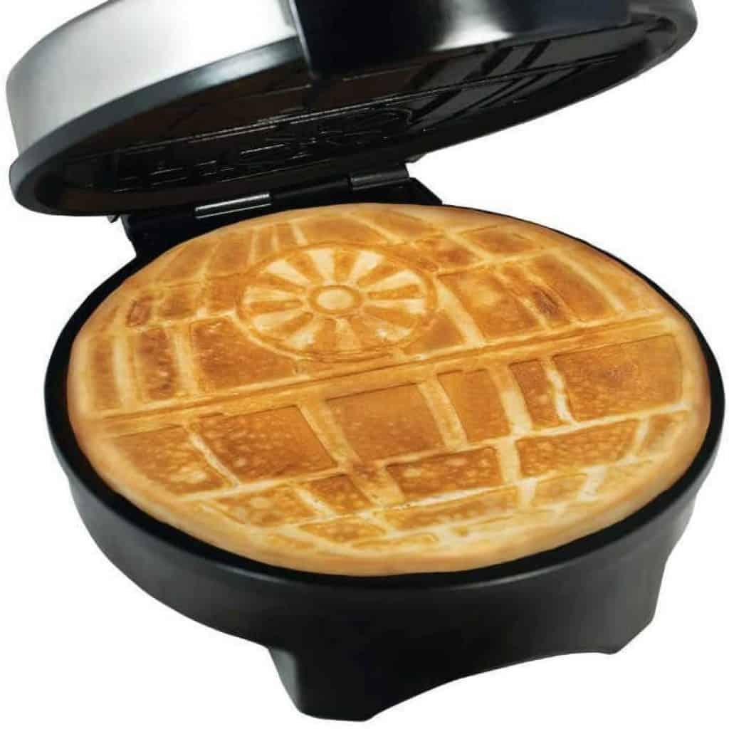 Star Wars Death Star Waffle Maker Fun Gift for Boyfriend