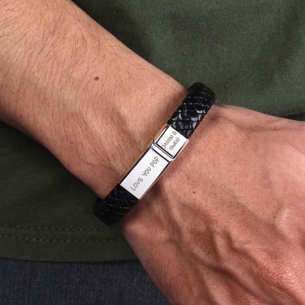Unique Message Bracelet