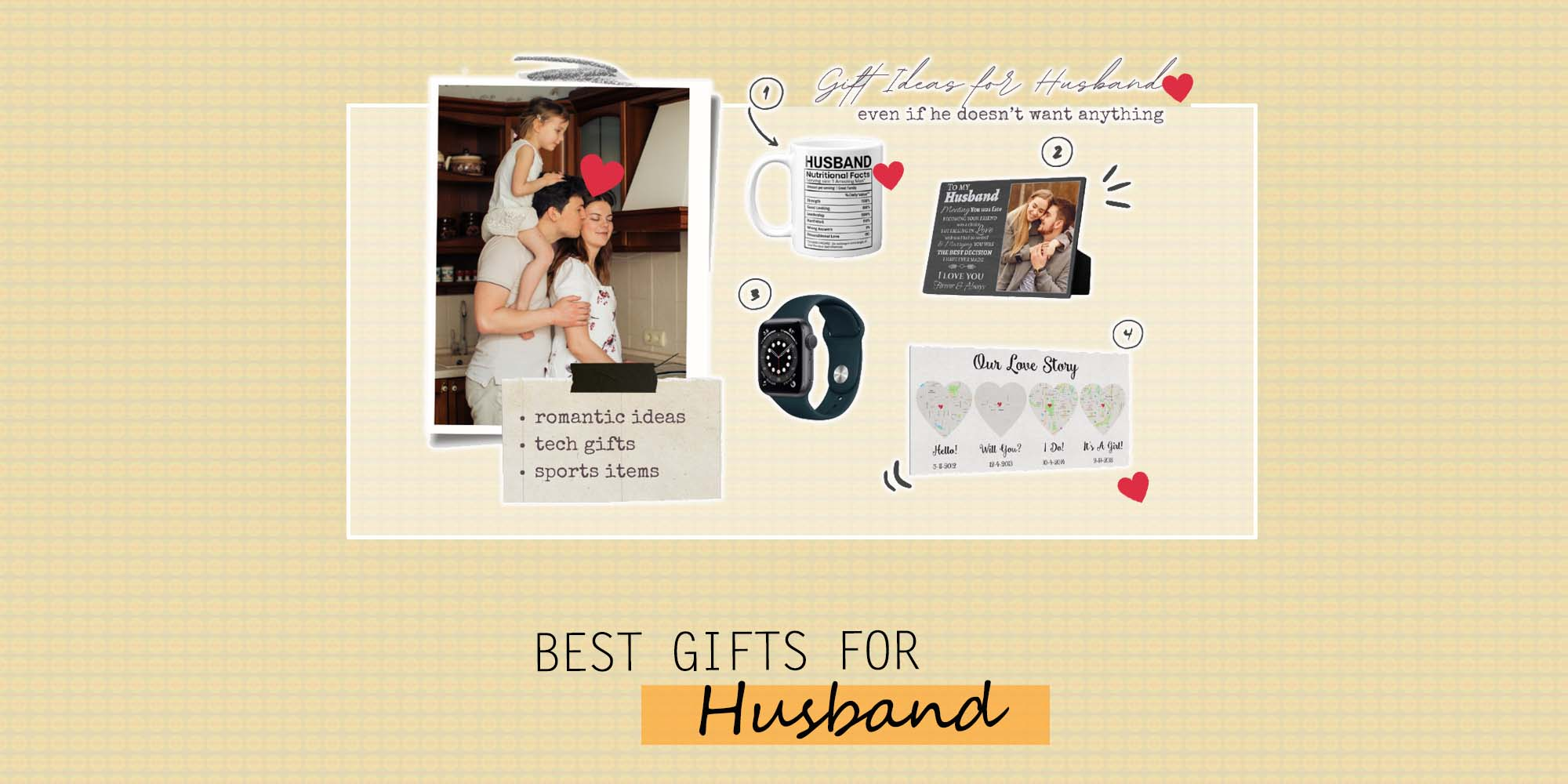 The 52 Best Gifts for Your Husband Who Has Everything (2021)