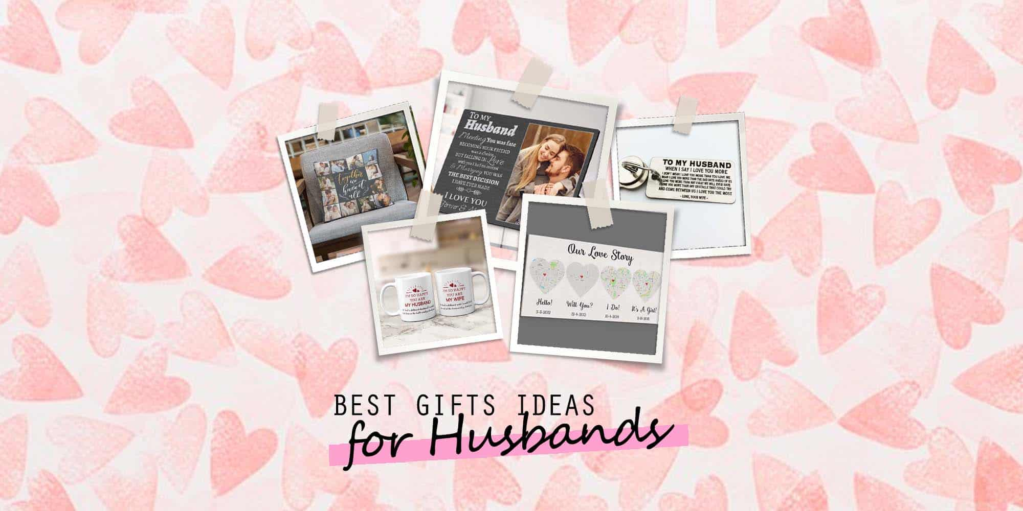 50 Best Gifts for Husband Who Deserves The Best (2021)