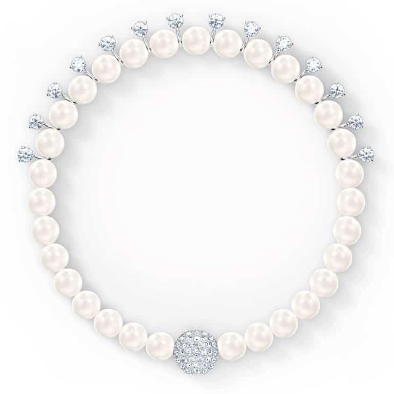 pearl bracelet - modern 12th wedding anniversary gift