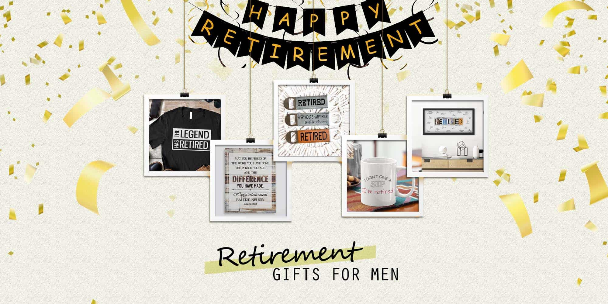 45+ Best Retirement Gifts For Men to Celebrate His Next Chapter (2021)