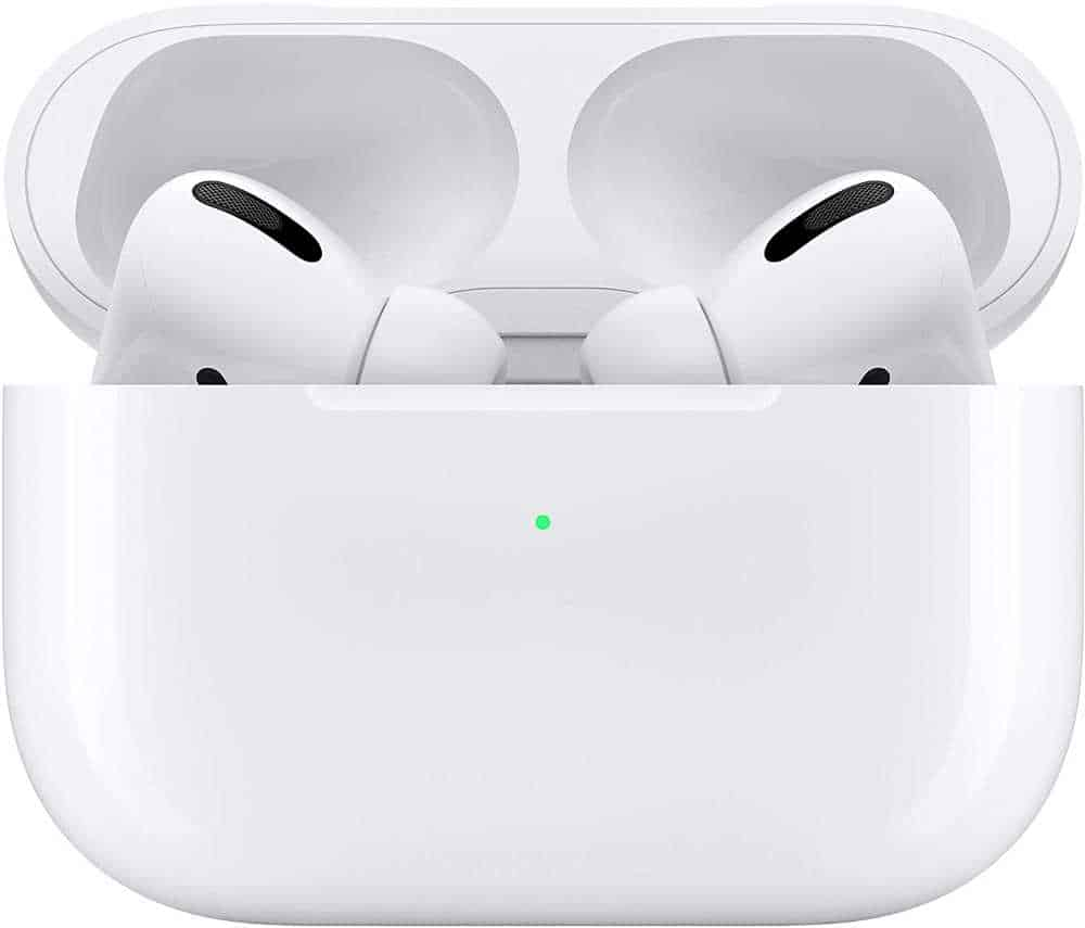 best tech gifts for her are these Apple AirPods Pro