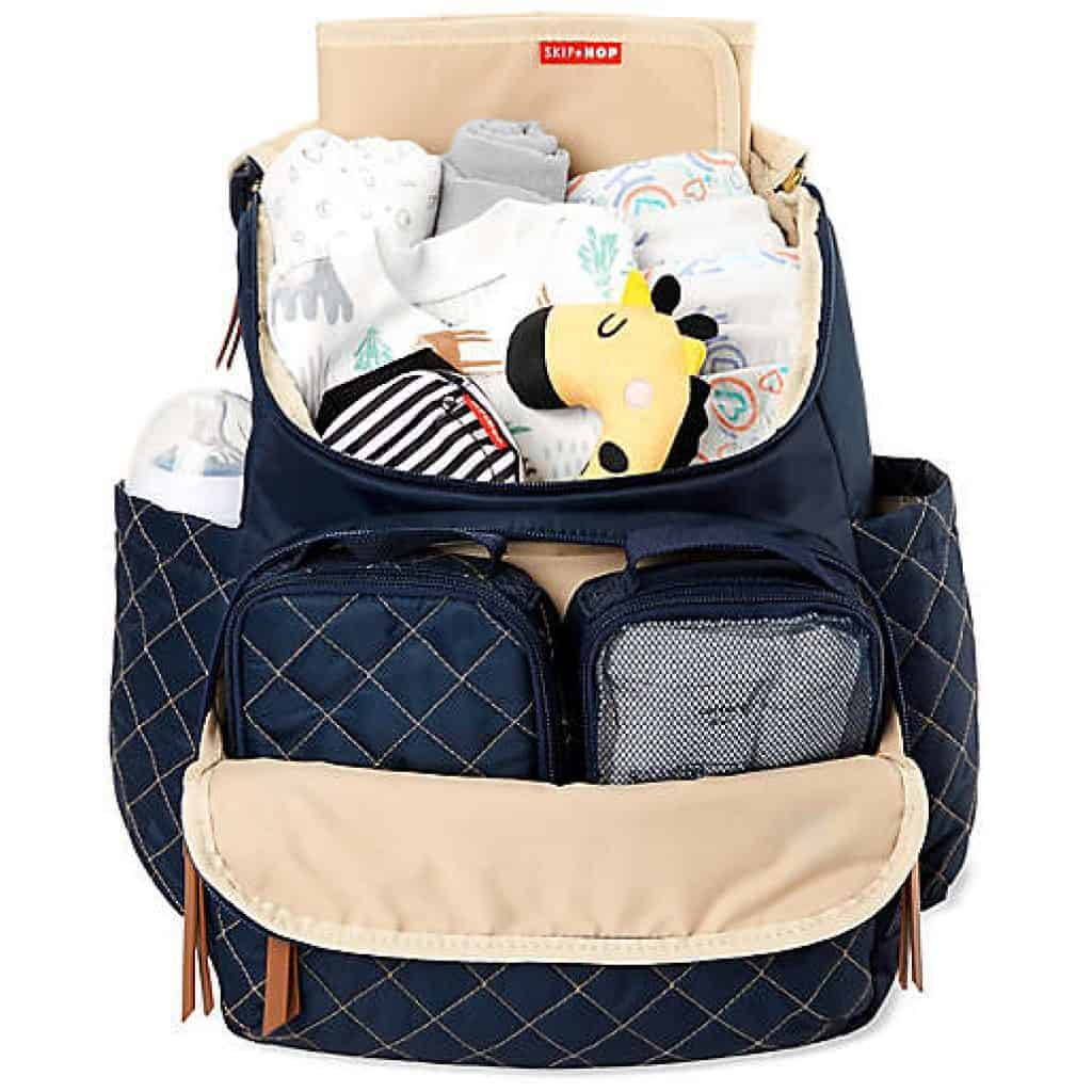 Backpack Diaper Bag best practical gifts for new mom