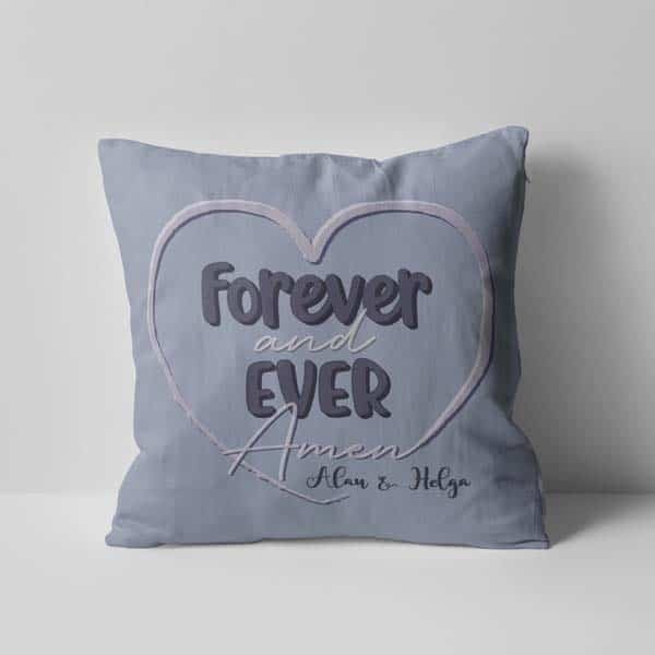 faith based gifts for her: pillow