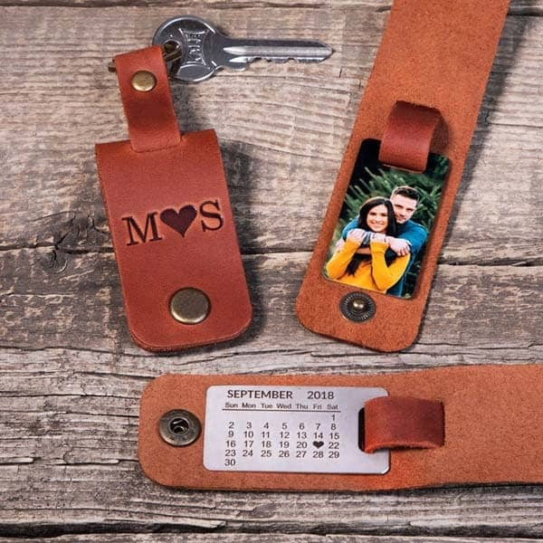 Keychain With Picture