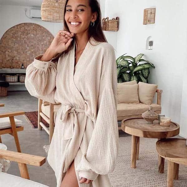 Pastel Colors Kimono