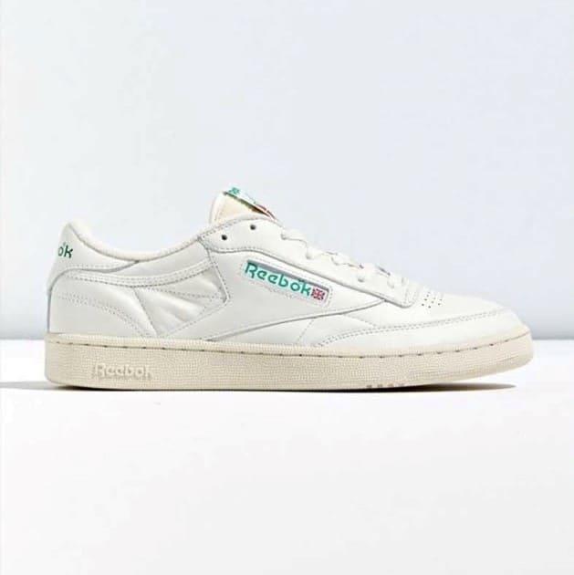 Reebok Women's Club C 85 Vintage Sneakers present for wife