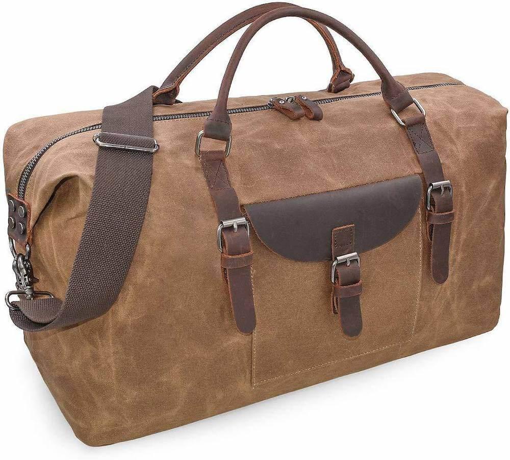 A Travel Duffel Bag
