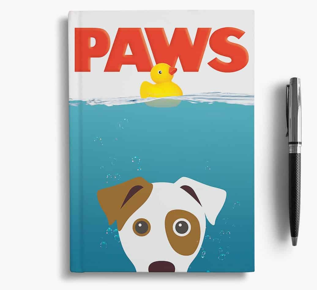 Personalized Dog Notebook