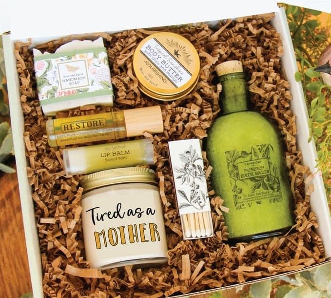 Self Care Gift Box for Pregnancy