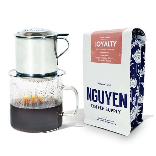 Vietnamese Coffee Phin Filter Kit