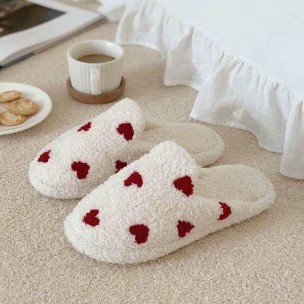 Heart Slipper for girlfriend