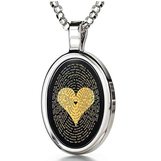 best push present jewelry