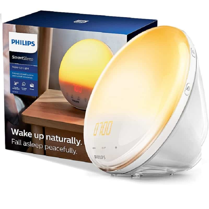 Philips SmartSleep Wake-up Light thoughtful gift for someone who doesn't like anything