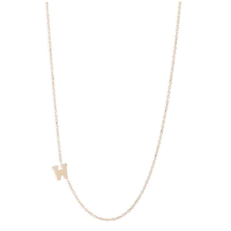Necklace push present jewelry