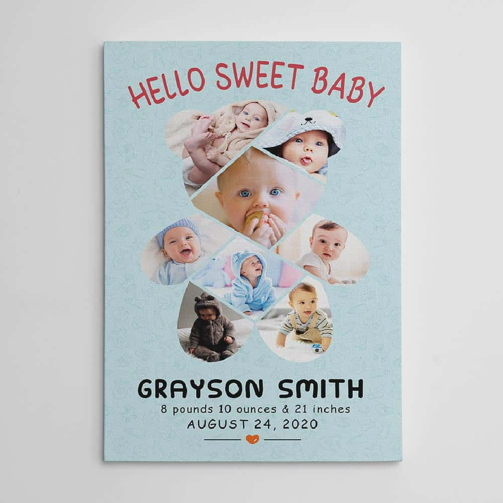 gifts for wife after baby is born