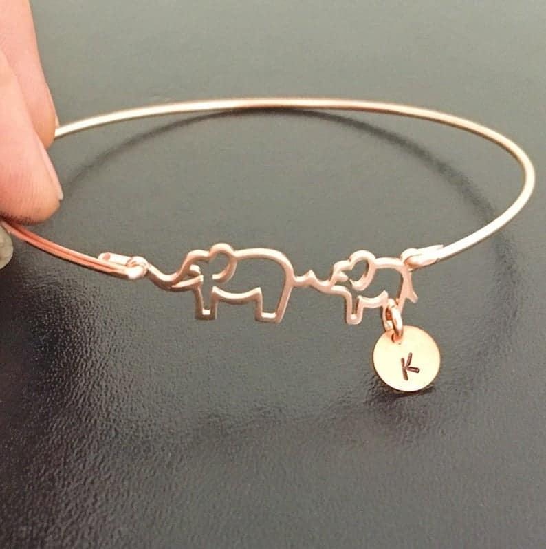 mama and me bracelet push jewelry