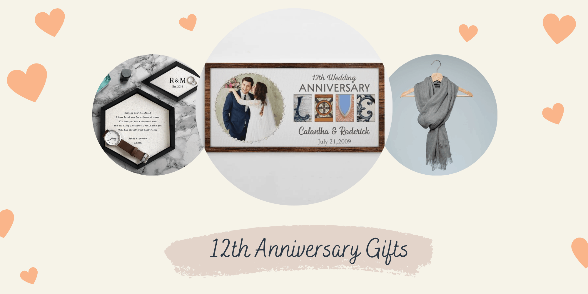 30+ Incredible 12 Year Anniversary Gift Ideas for Him, Her, and Couples