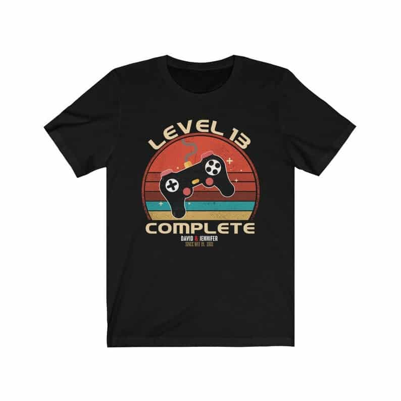 level 13 complete Shirt