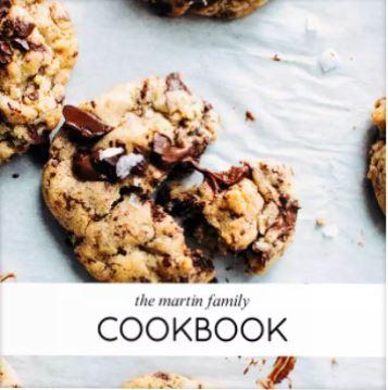 A Personal Cookbook