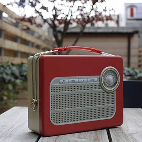 Radio Lunch Box Cheap Christmas Gifts