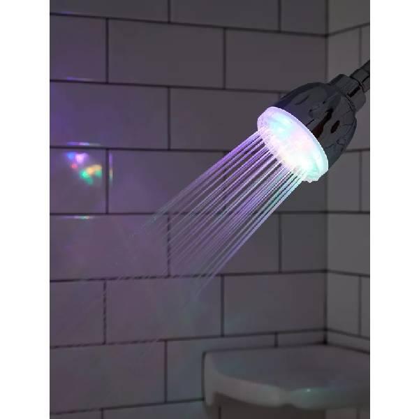 Brilliant Ideas LED Showerhead cheap christmas gifts