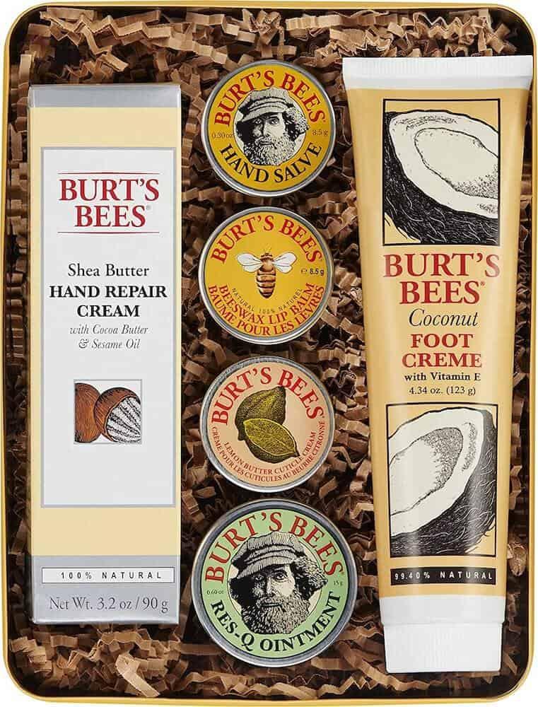 Burt's Bees Classics Gift Set for Women