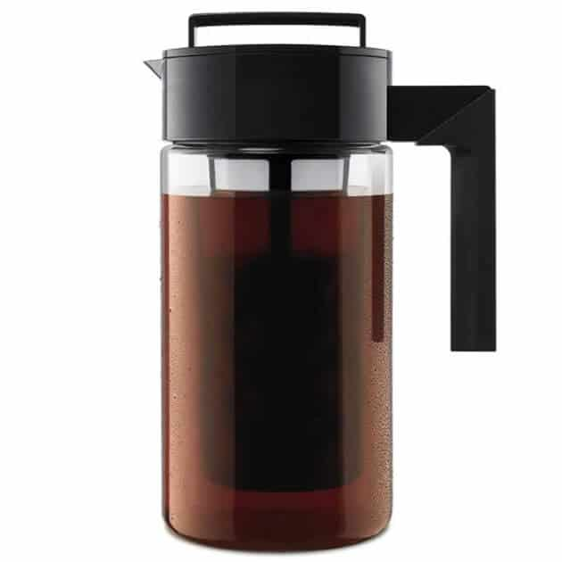 an inexpensive gift for women - cold brew coffee maker