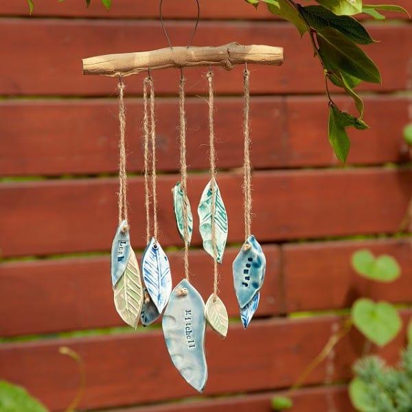 Tree chime family gift ideas