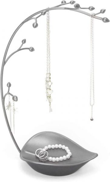 Orchid Jewelry Hanging Tree Stand Gift for Women