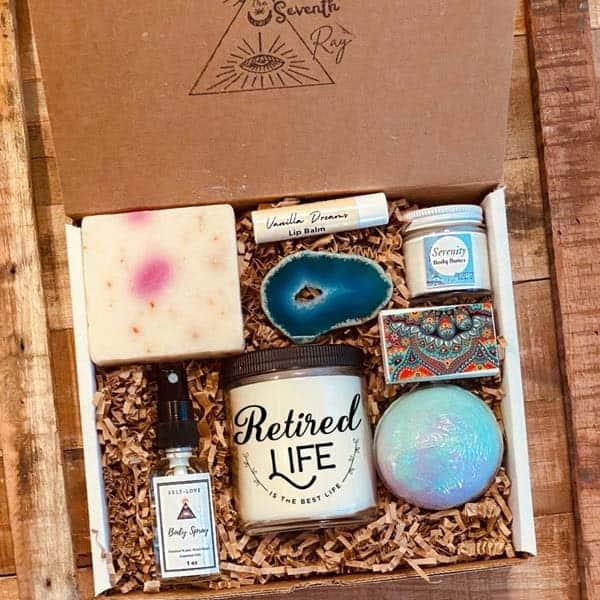 Retirement Gift Box