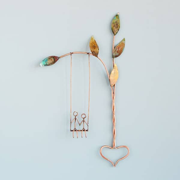 Rooted in Love Swing Sculpture family gift ideas