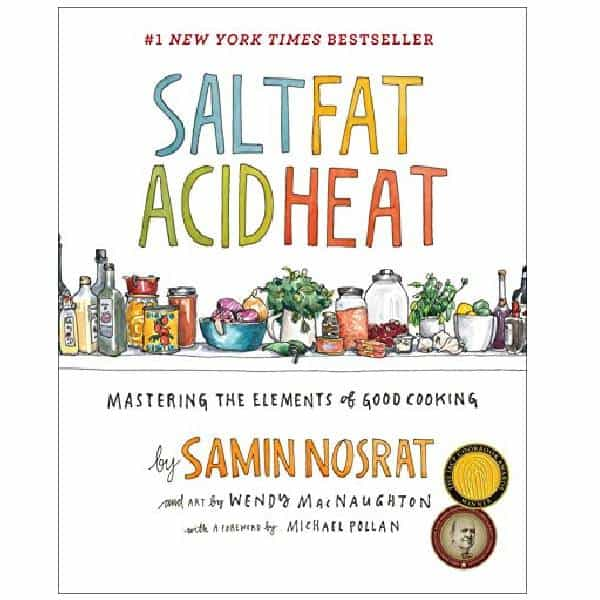 Salt, Fat, Acid, Heat: Mastering Elements Of Good Cooking cheap christmas gifts