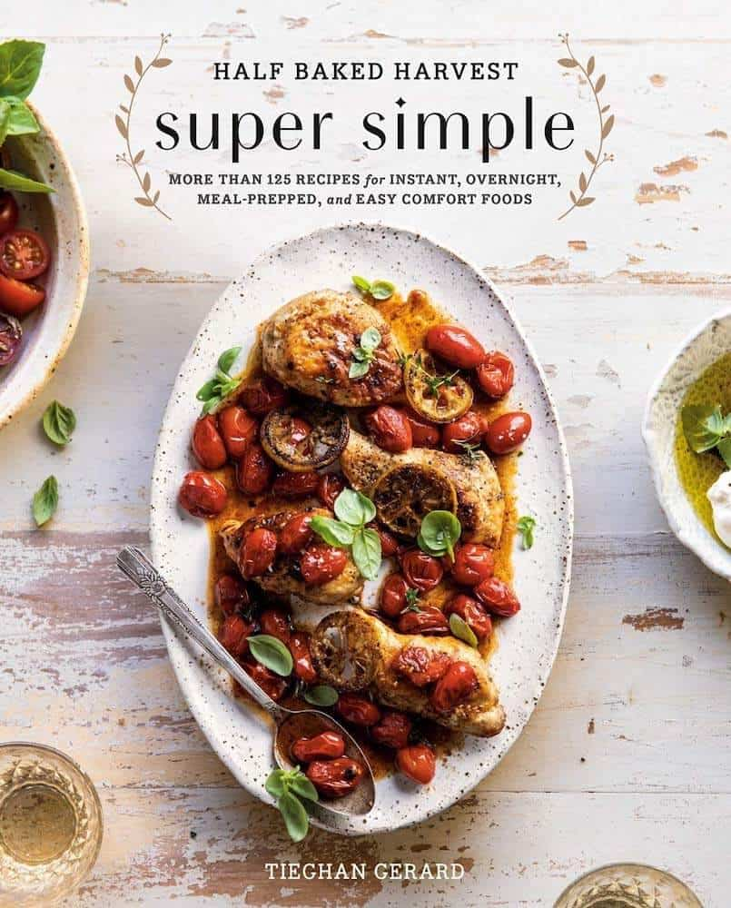 Simple Recipes Cookbook for Women