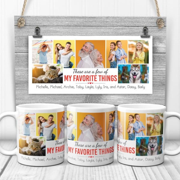 pictures family on mugs