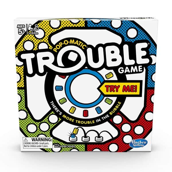 Trouble Game family gift ideas