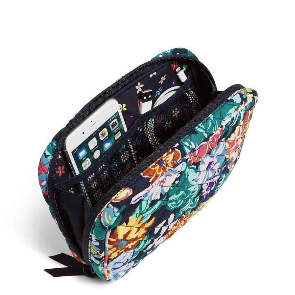 a Cord Organizer bag from Vera Bradley - Small Gifts For Women