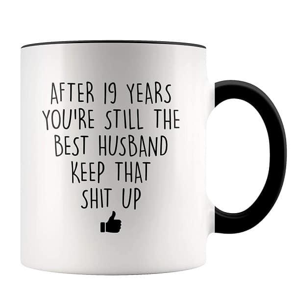 inexpensive anniversary gift for husband