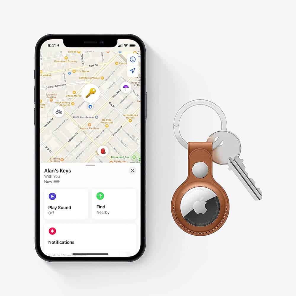 apple airtag gift for women
