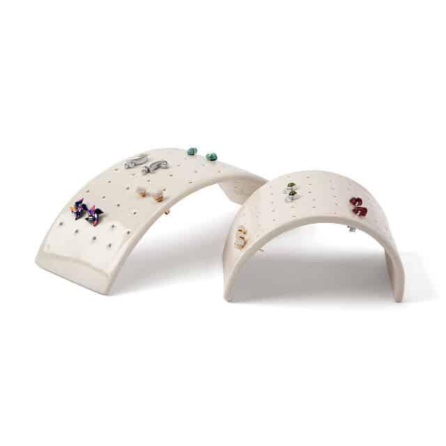 Arc Ceramic Jewelry Holder
