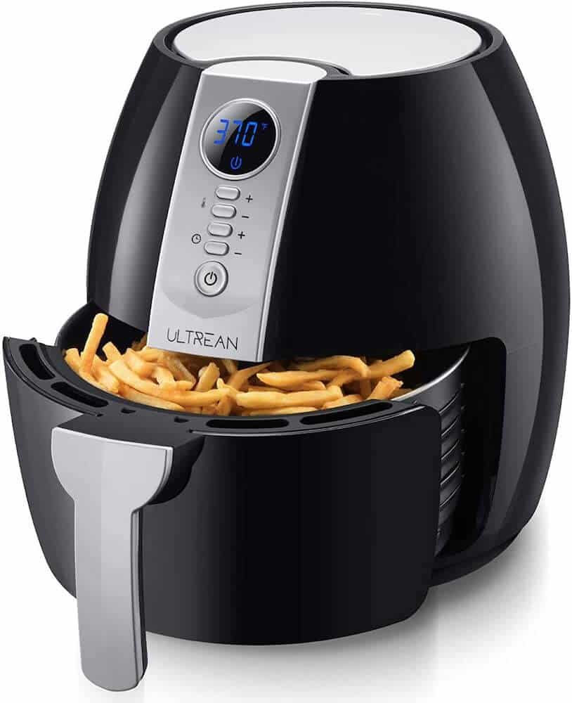electric hot air fryers - cooking gift for her
