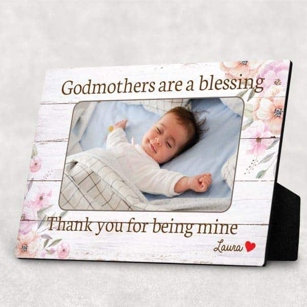 Godmothers Are A Blessing: present for godmother