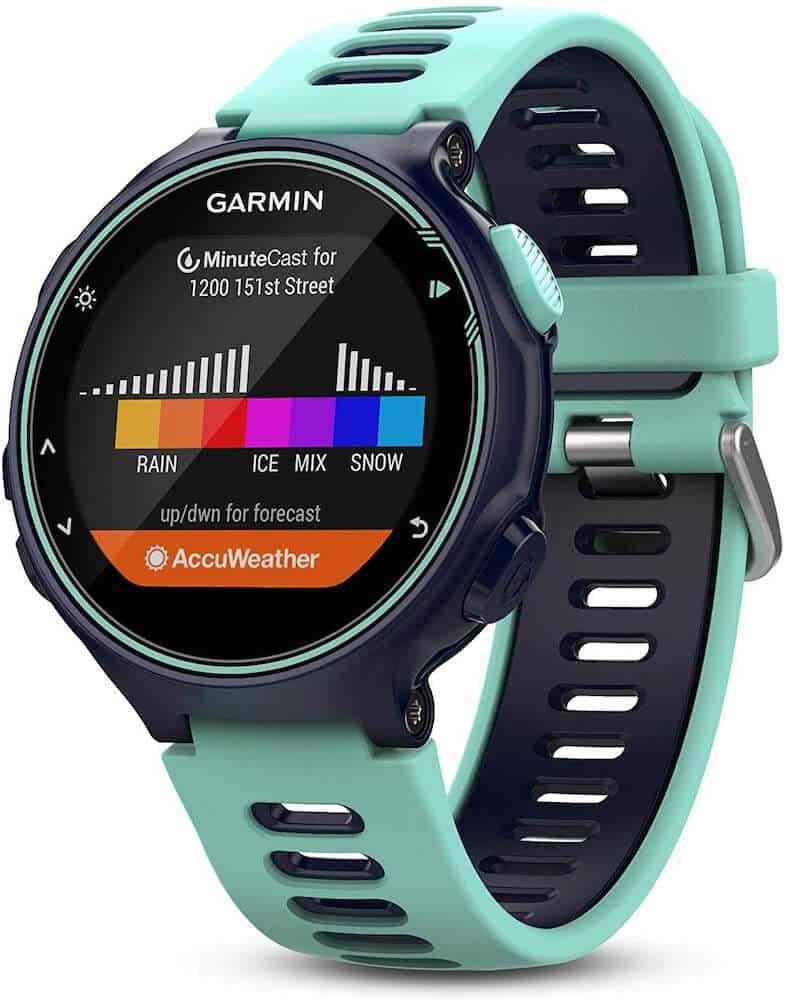 a gift idea for sports women - garmin running watch