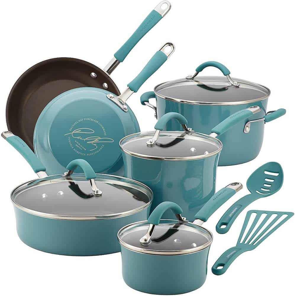 nonstick cookware set as a gift for women