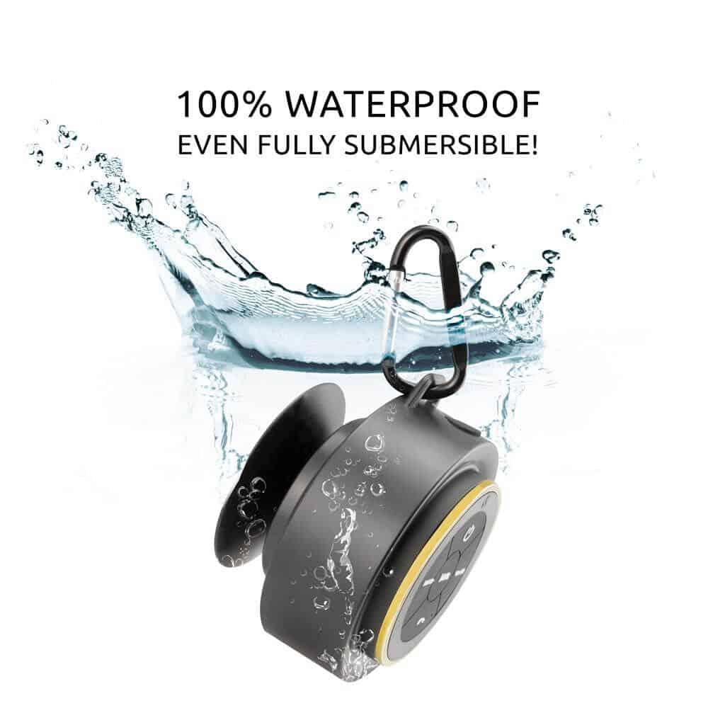 waterproof bluetooth speaker gift for her