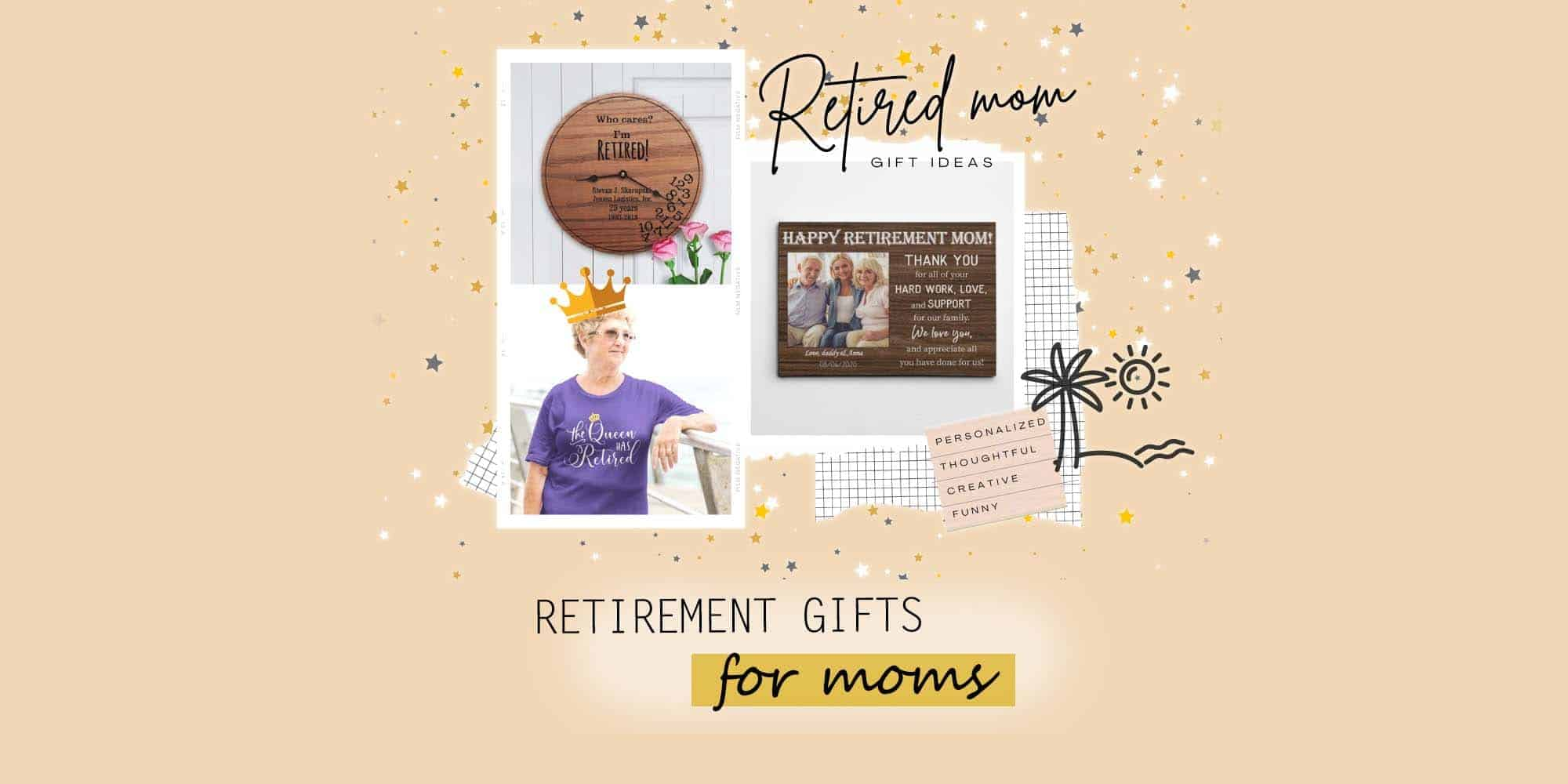 25 Best Retirement Gifts for Your Mom in 2021