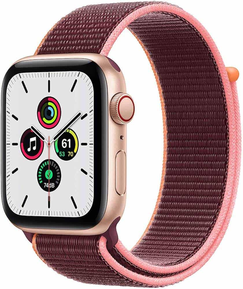 rose gold apple watch gift idea for her